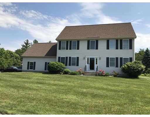 Single Family Home for Rent at 35 Russells Way Westford, Massachusetts 01886 United States