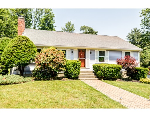 Single Family Home for Sale at 23 Hillside Avenue Boylston, Massachusetts 01505 United States