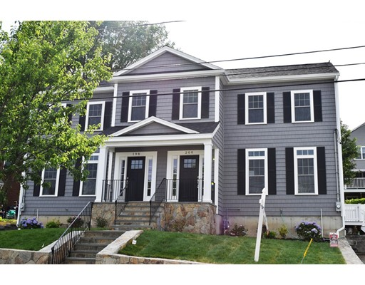 Condominium for Sale at 200 Westminster Avenue Watertown, Massachusetts 02472 United States