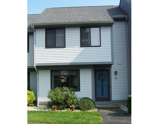 共管式独立产权公寓 为 销售 在 26 Crescent 布鲁斯特, 马萨诸塞州 02631 美国