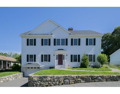 Single Family Home for Rent at 35 Avola Street Arlington, Massachusetts 02476 United States