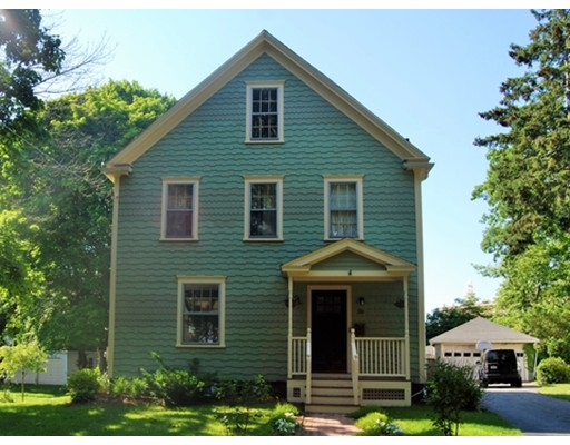 Single Family Home for Sale at 50 Bellevue Avenue Norwood, Massachusetts 02062 United States