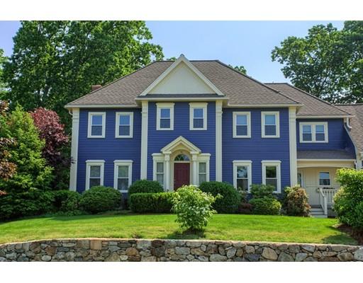 Casa Unifamiliar por un Venta en 41 Keyes House Road Shrewsbury, Massachusetts 01545 Estados Unidos
