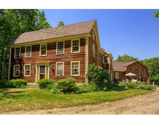 Casa Unifamiliar por un Venta en 244 Davis Road Ashby, Massachusetts 01431 Estados Unidos