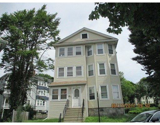 Single Family Home for Rent at 35 5Th Avenue Worcester, Massachusetts 01607 United States