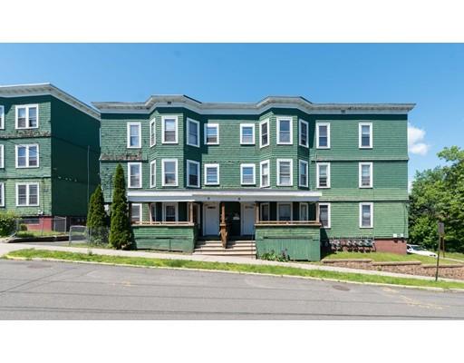 多户住宅 为 销售 在 14 Parshley Street 14 Parshley Street Chicopee, 马萨诸塞州 01013 美国