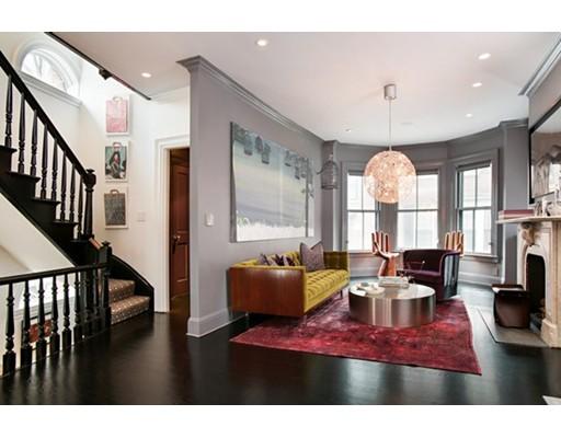 Single Family Home for Rent at 92 Pinckney Street Boston, Massachusetts 02114 United States