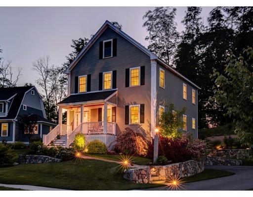 واحد منزل الأسرة للـ Sale في 9 Quimby Lane Amesbury, Massachusetts 01913 United States