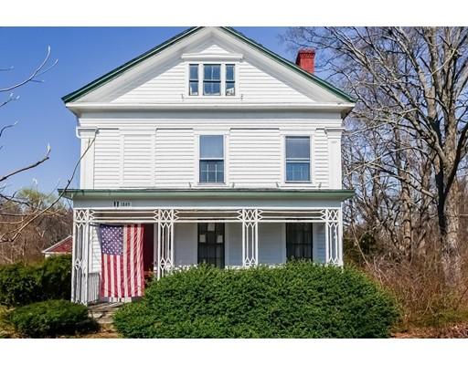 商用 为 销售 在 200 N Main Street Attleboro, 马萨诸塞州 02703 美国