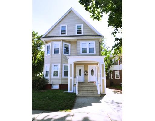 Casa Multifamiliar por un Venta en 93 Hancock Street Malden, Massachusetts 02148 Estados Unidos