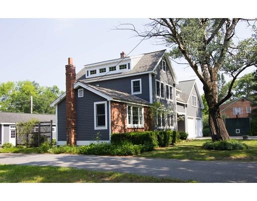 Частный односемейный дом для того Продажа на 28 Old Mill Road Maynard, Массачусетс 01754 Соединенные Штаты