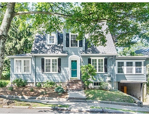 Single Family Home for Sale at 96 Horace Road Belmont, Massachusetts 02478 United States