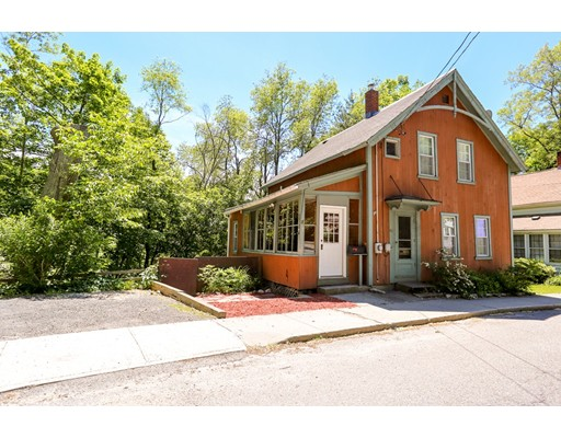 Single Family Home for Sale at 461 Hapgood Street Athol, Massachusetts 01331 United States