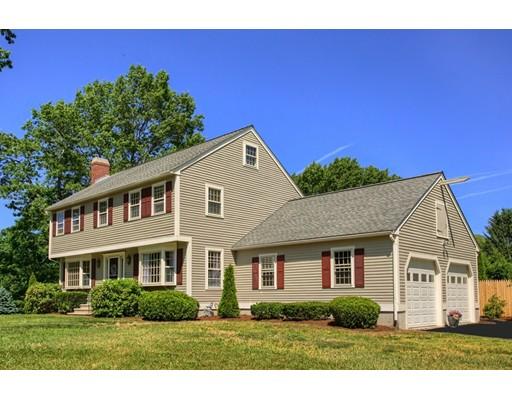 Частный односемейный дом для того Продажа на 2 Rhum Circle Chelmsford, Массачусетс 01863 Соединенные Штаты