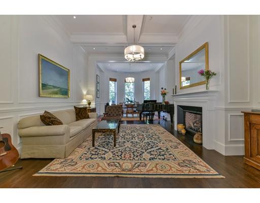 Кондоминиум для того Продажа на 4 Marlborough #LL 4 Marlborough #LL Boston, Массачусетс 02116 Соединенные Штаты