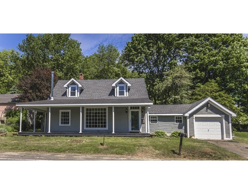Single Family Home for Sale at 75 Main Street Wales, Massachusetts 01081 United States