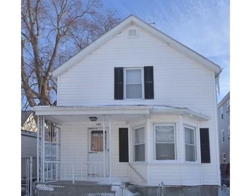Casa Unifamiliar por un Venta en 148 Thomas Street Fall River, Massachusetts 02723 Estados Unidos