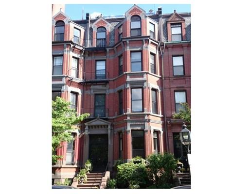 Casa Unifamiliar por un Alquiler en 296 Commonwealth Avenue Boston, Massachusetts 02116 Estados Unidos