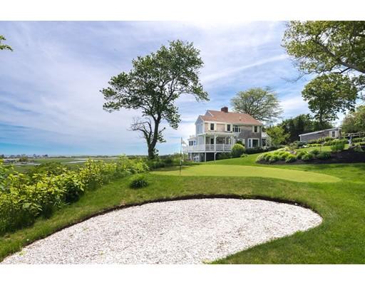 Частный односемейный дом для того Продажа на 77 Pilgrim Road Marshfield, Массачусетс 02050 Соединенные Штаты
