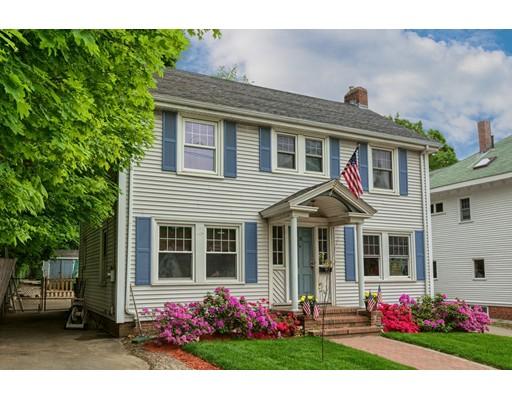 独户住宅 为 销售 在 35 Marsh Avenue Haverhill, 马萨诸塞州 01830 美国