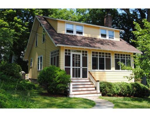 独户住宅 为 出租 在 31 Manning Road 沃尔瑟姆, 02452 美国