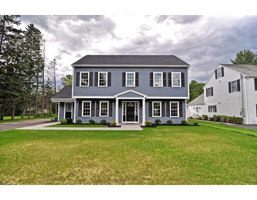 Casa Unifamiliar por un Venta en 6 Cedarcrest Road Canton, Massachusetts 02021 Estados Unidos
