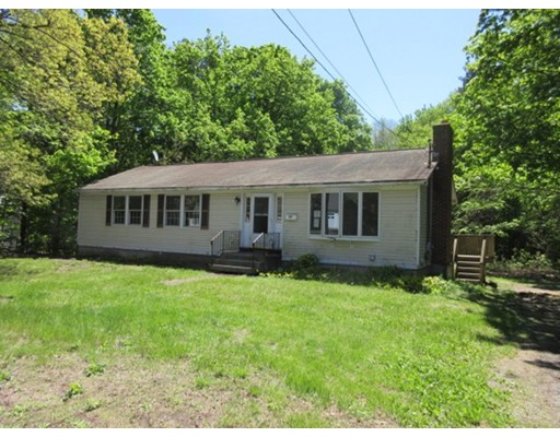 Single Family Home for Sale at 209 CHACE STREET Clinton, Massachusetts 01510 United States