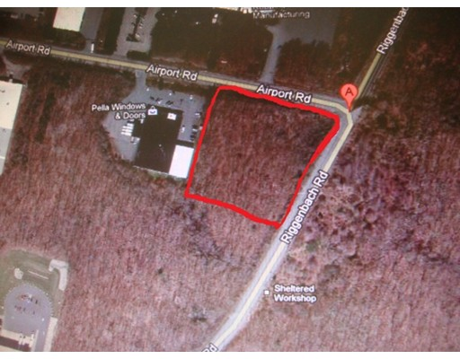 Land for Sale at Airport Road Fall River, 02720 United States