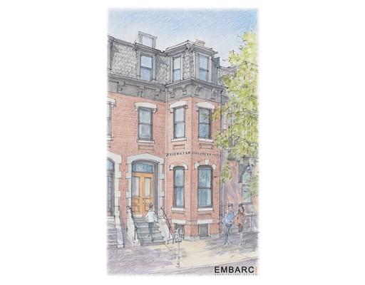 共管式独立产权公寓 为 销售 在 10 Gloucester Street 波士顿, 马萨诸塞州 02115 美国