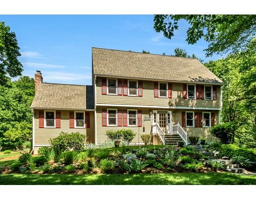 Maison unifamiliale pour l Vente à 178 Reed Farm Road Boxborough, Massachusetts 01719 États-Unis