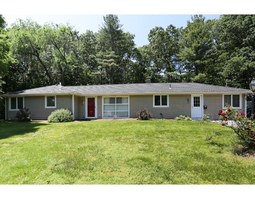 Single Family Home for Sale at 22 Russell Circle Natick, Massachusetts 01760 United States