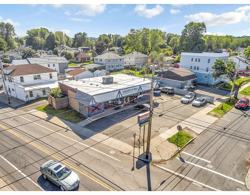 Commercial for Sale at 112 Ducharme Avenue 112 Ducharme Avenue Chicopee, Massachusetts 01013 United States