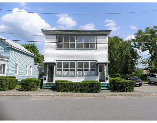 多户住宅 为 销售 在 5 Bunker Hill Avenue Lowell, 马萨诸塞州 01850 美国