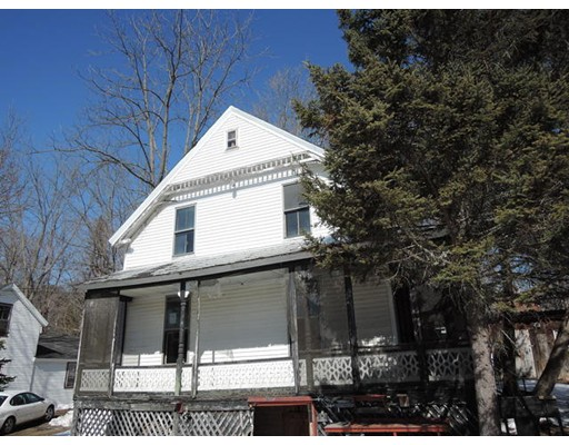Single Family Home for Sale at 12 Green Street Brookfield, Massachusetts 01506 United States