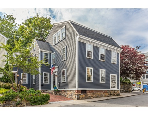 121 Washington Street, Marblehead, MA 01945