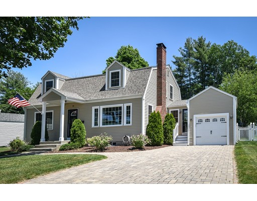 Single Family Home for Sale at 16 Third Street Natick, Massachusetts 01760 United States