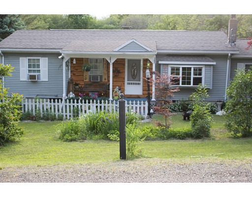 Single Family Home for Sale at 8 Woodland Drive Wales, Massachusetts 01081 United States