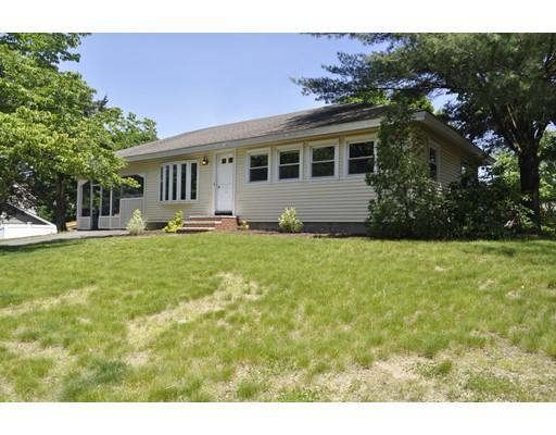 Casa Unifamiliar por un Venta en 20 Rebecca Road Canton, Massachusetts 02021 Estados Unidos