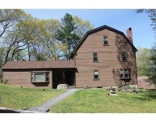واحد منزل الأسرة للـ Sale في 25 Plain Street Hopedale, Massachusetts 01747 United States
