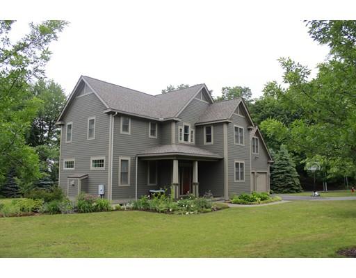 Casa Unifamiliar por un Venta en 7 Moody Fields Road Amherst, Massachusetts 01002 Estados Unidos