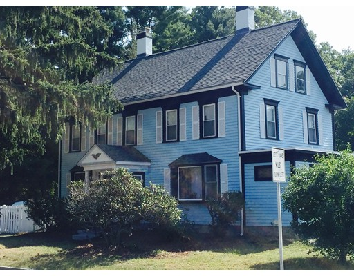 Casa Unifamiliar por un Venta en 1309 Washington Street Canton, Massachusetts 02021 Estados Unidos