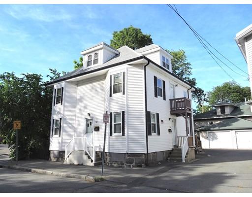 Casa Multifamiliar por un Venta en 50 Phipps Street Quincy, Massachusetts 02169 Estados Unidos
