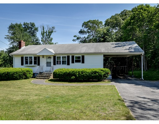 Single Family Home for Sale at 94 Bacon Street Natick, Massachusetts 01760 United States