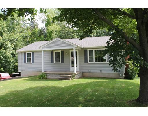 独户住宅 为 销售 在 664 North Westfield Street Agawam, 马萨诸塞州 01030 美国