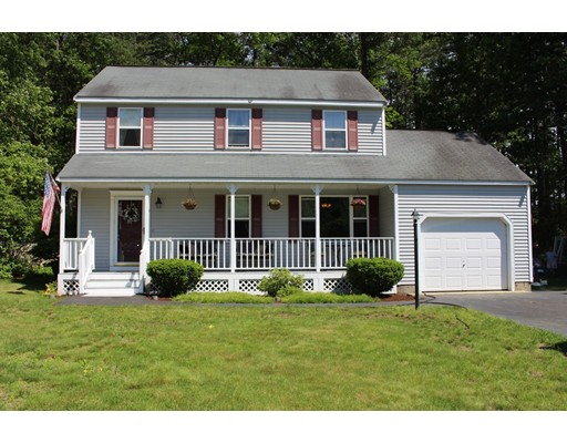 Single Family Home for Sale at 13 Stoneview Drive 13 Stoneview Drive Westford, Massachusetts 01886 United States