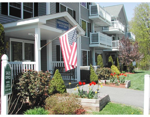 Condominium for Sale at 25 Greenleaves Drive Amherst, Massachusetts 01002 United States
