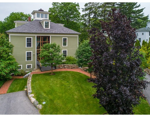 Single Family Home for Sale at 8 Dexter Lane Newburyport, 01950 United States