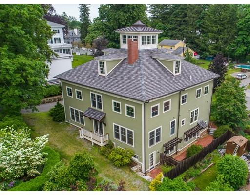 多户住宅 为 销售 在 8 Dexter Lane Newburyport, 马萨诸塞州 01950 美国