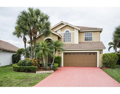 Maison unifamiliale pour l Vente à 22095 Altona Drive Boca Raton, Florida 33428 États-Unis