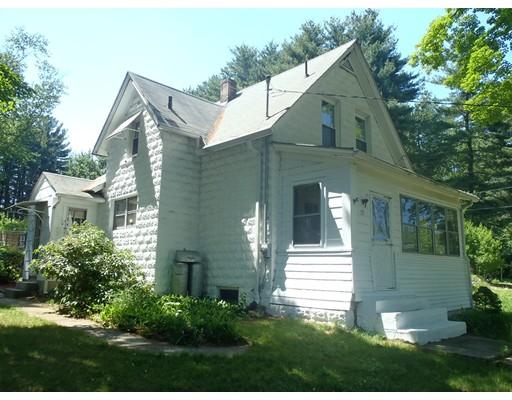 واحد منزل الأسرة للـ Sale في 59 West 59 West Ludlow, Massachusetts 01056 United States